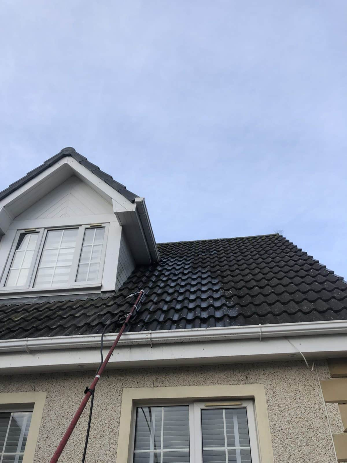 roof cleaning Airdrie