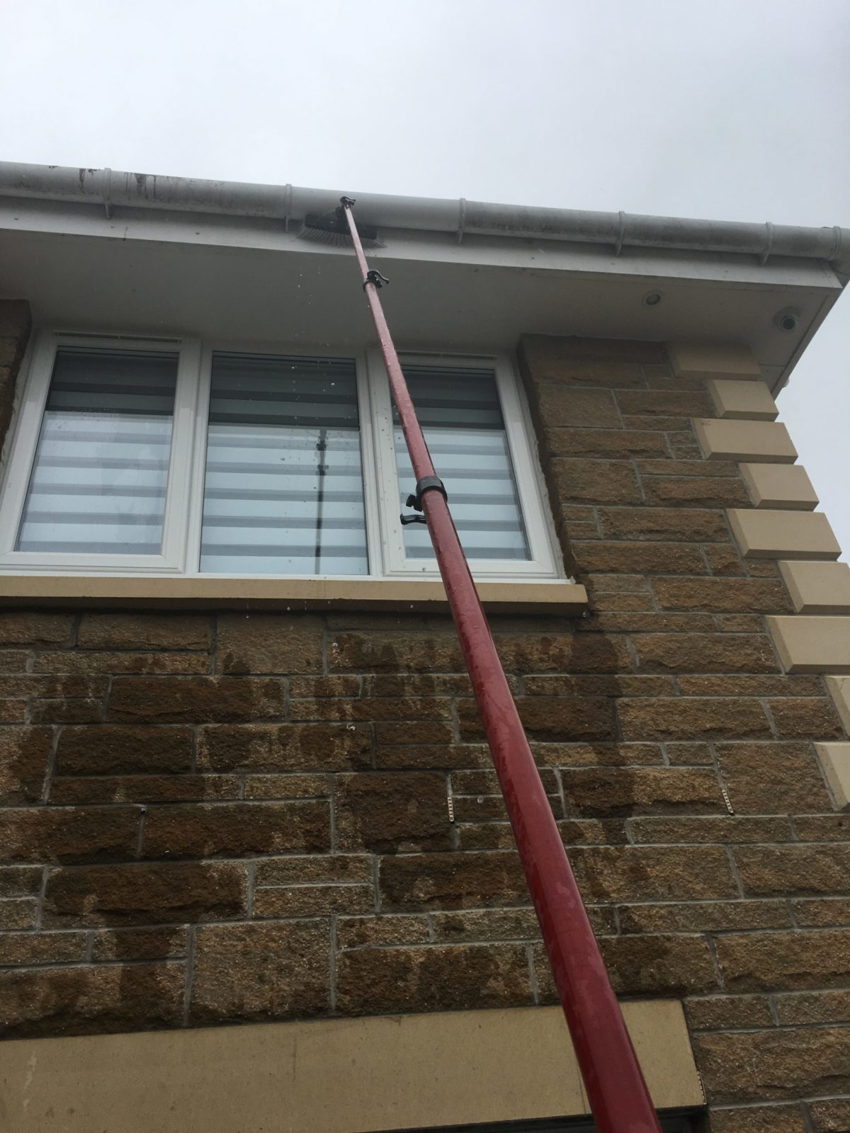 fascia and soffit cleaning
