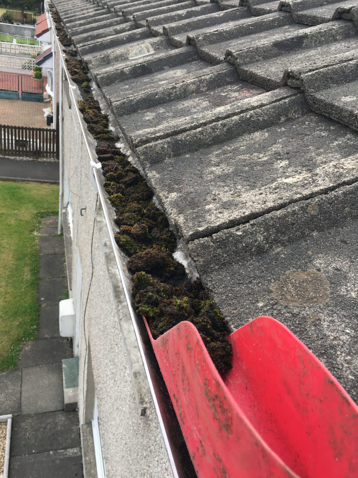 gutter cleaning Airdrie